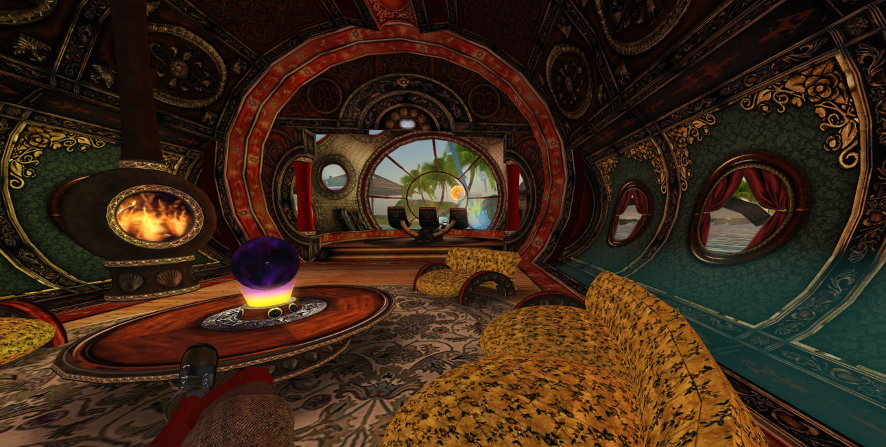 Yoworld forums view topic ideas for steampunk airship Steampunk interior