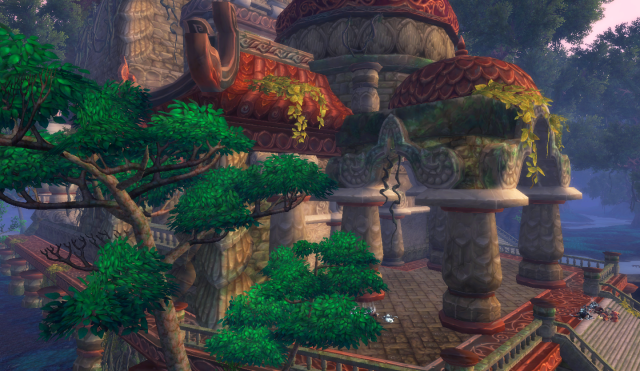 Temple of the Red Crane, Pandaria (WoW)