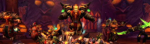 Fiero! on downing a boss in a Heart of Fear Raid (WoW)