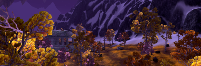 Forlorn Woods, Northrend (World of Warcraft)