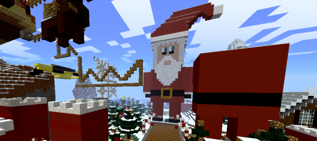 SantaLand in Massively@Jokaydia