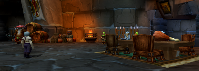 Inside the Anvilmar forge